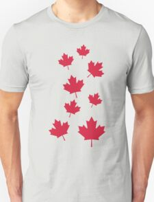 Canada maple leafs Unisex T-Shirt