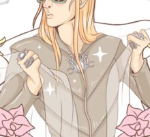 """I am so Fab"" Thranduil Sticker"