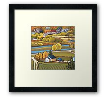 Baie-St-Paul no.3 Framed Print