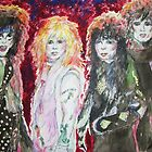 Motley Crue by Jennifer Ingram