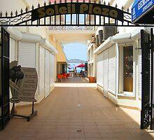 Sun Plaza, St. Maarten  by John  Kapusta
