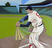 The Splendid Splinter by Tony Velez
