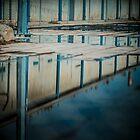 Industrial World - 001 by lesslinear
