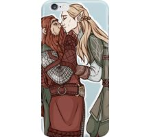 Gigolas Kisses iPhone Case/Skin