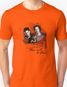 THERE WILL BE BLOOD - SPN TSHIRT T-Shirt