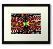 Truth Seeking Missiles Framed Print