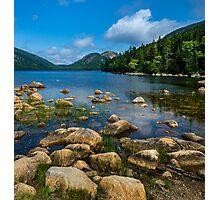 Jordan Pond Photographic Print