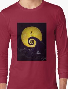 This is Halloween Long Sleeve T-Shirt