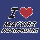 I love Mayuri by Chrome Clothing