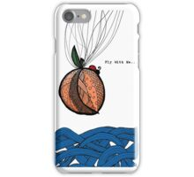Fly With Me iPhone Case/Skin