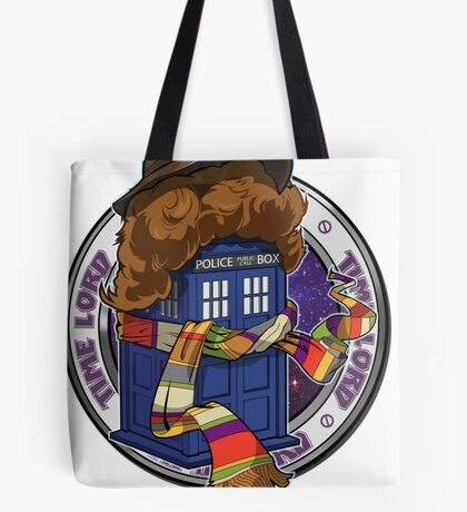 Time Lord Tote Bag