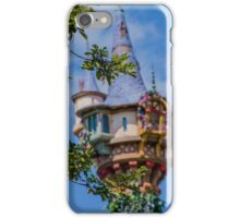 She's So Glad She Left Her Tower! iPhone Case/Skin