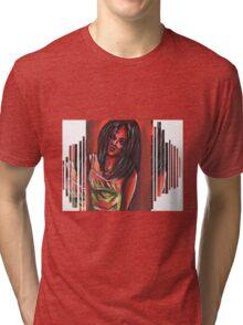 Jinay Cal Tri-blend T-Shirt