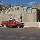 Wyndham Town Pub, Western Australia by Margaret  Hyde