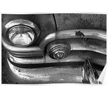 1950 Cadillac Poster