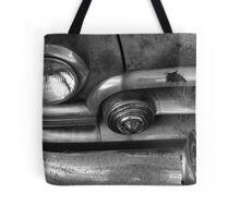 1950 Cadillac Tote Bag