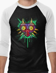 That Mask Men's Baseball ¾ T-Shirt