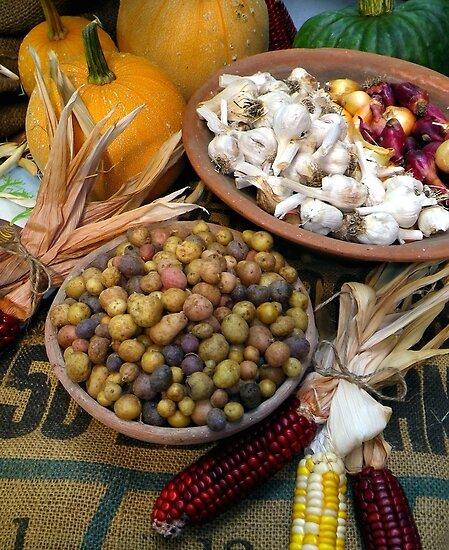 Small Potatoes by Betty Mackey