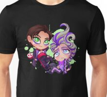 Chibi Time! Poison & Joe Unisex T-Shirt