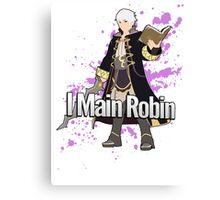 I Main Robin - Super Smash Bros Canvas Print