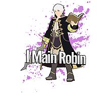 I Main Robin - Super Smash Bros Photographic Print
