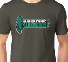 Miskatonic University Elder Gods (Full Logo) Unisex T-Shirt