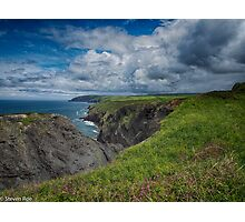 Pembrokeshire Coastal Path  Wales / United Kingdom Photographic Print
