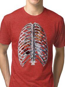 Gallifreyan Time Lord/ Time Lady Tri-blend T-Shirt