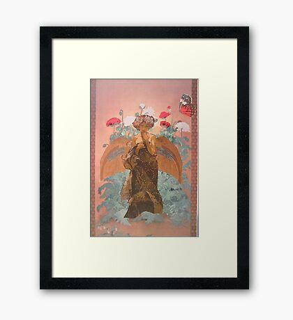Autumn Sprite Framed Print