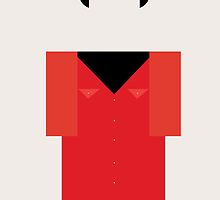 THE BIG BANG THEORY MINIMALIST - HOWARD WOLOWITZ by beauvoire