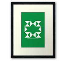 Design 189 Framed Print