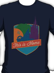 Disney is Home T-Shirt