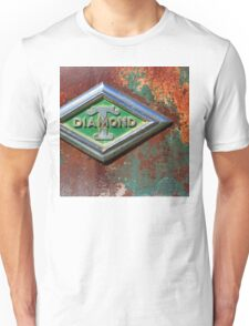 Diamond T Graphic Shirt Unisex T-Shirt