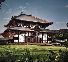 Todaiji by Michael Thomas