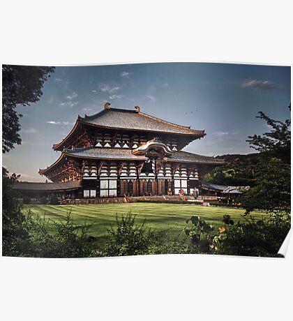 Todaiji Poster