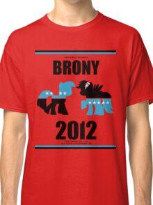 Brony 2012  Classic T-Shirt