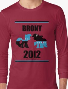 Brony 2012  Long Sleeve T-Shirt