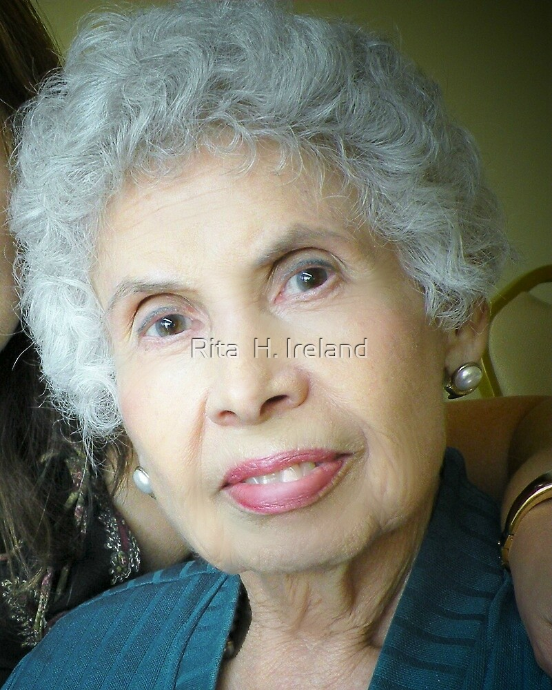 My 88-year old mom Ermelinda... by Rita  H. Ireland