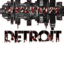 Infiltrating Detroit (Style Neveau) by alexela