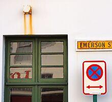 Emerson Street by John Sharp