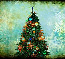 Christmas Tree by Lynne Haselden