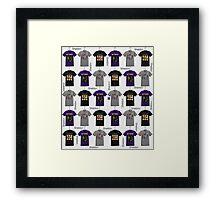 """Sheldon Shirts 1""© Framed Print"