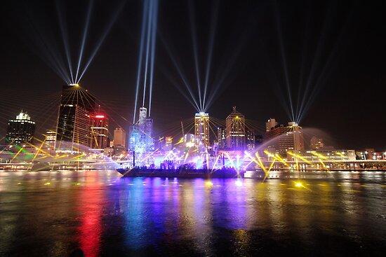 Santos City of Lights 2012 by Tim Harper