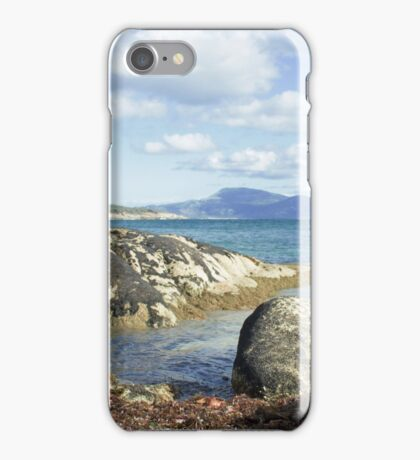 Rocks and Sea Trousers Point iPhone Case/Skin