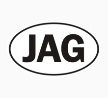 JAG - Oval Identity Sign by Ovals