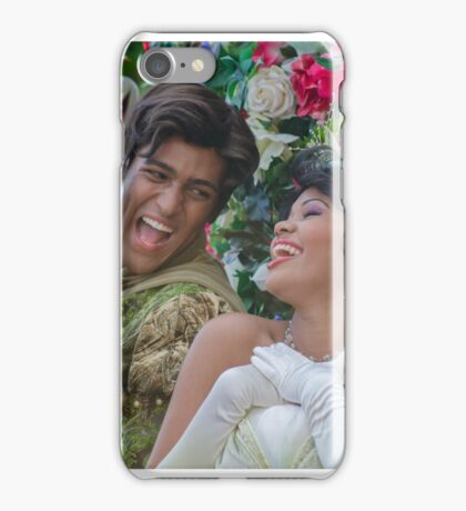 Princess and the Frog iPhone Case/Skin