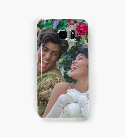 Princess and the Frog Samsung Galaxy Case/Skin