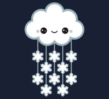 Cute Snow Cloud Kids Clothes