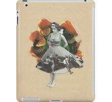 It's Now or Never iPad Case/Skin