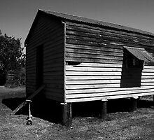 Abandoned by Noel Elliot